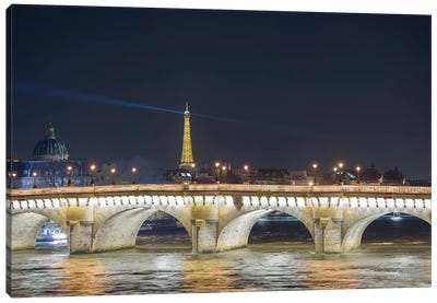 Paris - Pont Neuf Canvas Art Print