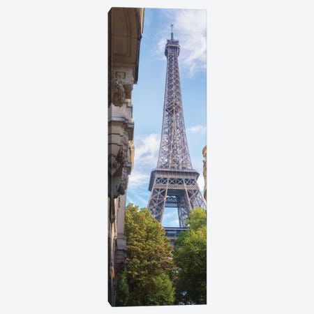 Paris Eiffel Tower Canvas Print #PHM171} by Philippe Manguin Canvas Artwork