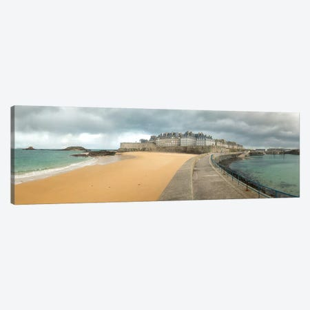 Saint Malo Canvas Print #PHM185} by Philippe Manguin Canvas Wall Art