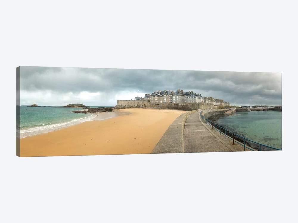 Saint Malo by Philippe Manguin 1-piece Canvas Print