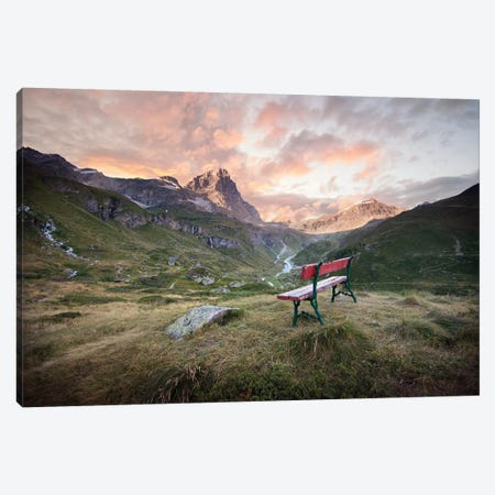 A Break For A Great View Canvas Print #PHM1} by Philippe Manguin Canvas Print