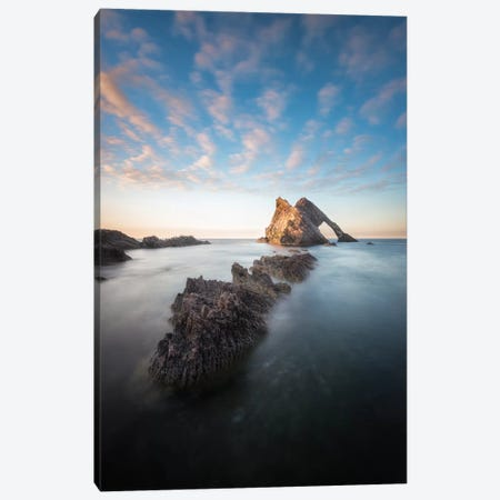 Bow Fiddle Rock Canvas Print #PHM243} by Philippe Manguin Canvas Artwork