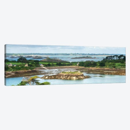Brehat Island Bretagne Canvas Print #PHM244} by Philippe Manguin Canvas Print