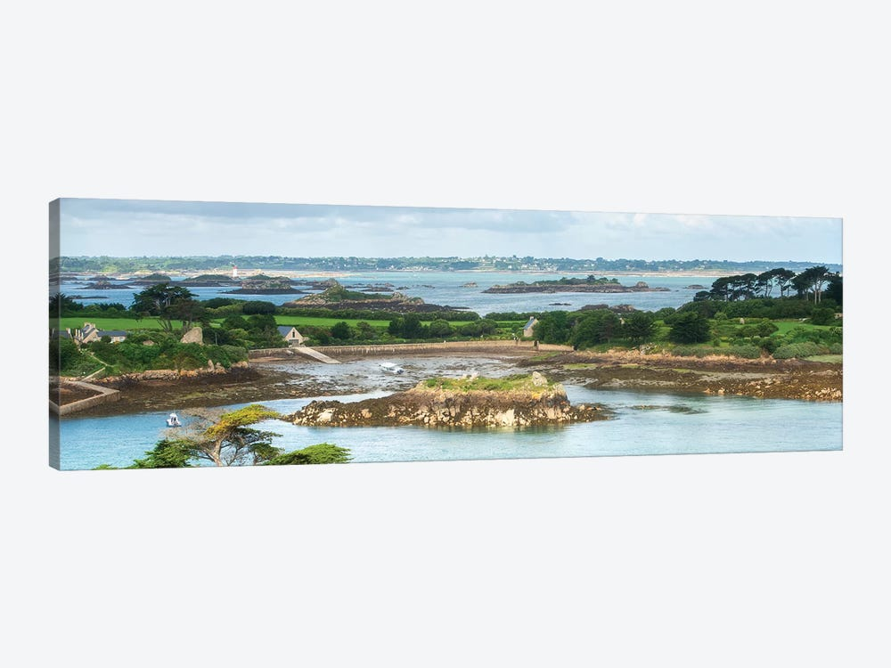 Brehat Island Bretagne by Philippe Manguin 1-piece Canvas Artwork