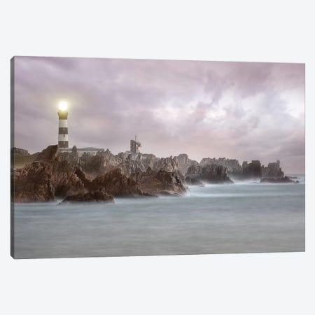 Bretagne, Ouessant Vue De La Pointe De Beg Biniglou Canvas Print #PHM252} by Philippe Manguin Canvas Art Print