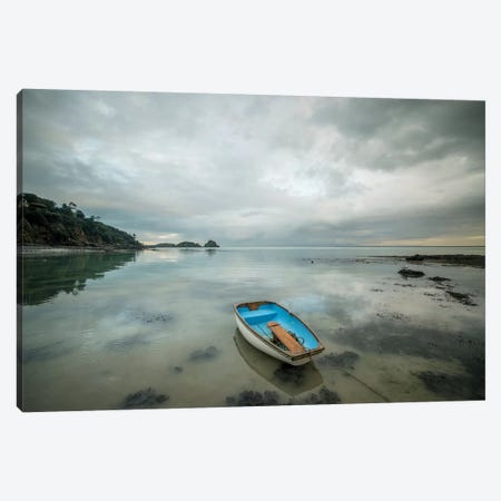 Cancale Zen Time Canvas Print #PHM267} by Philippe Manguin Canvas Print
