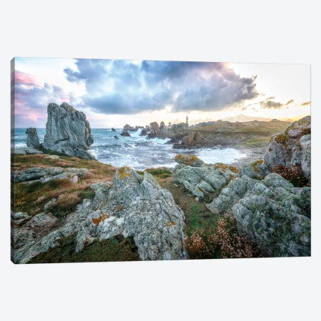Ouessant Island Canvas Print #PHM295} by Philippe Manguin Canvas Artwork
