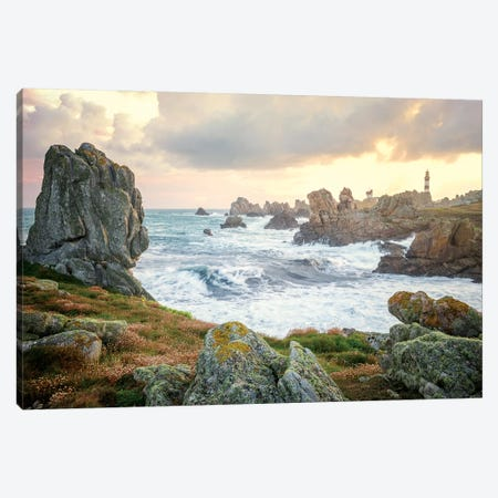 Ouessant Island From Brittany Canvas Print #PHM297} by Philippe Manguin Canvas Art