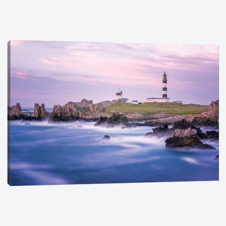 Ouessant Island Sunset Canvas Print #PHM299} by Philippe Manguin Canvas Art Print