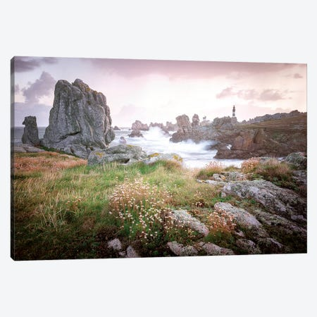 Ouessant Paradise Island Canvas Print #PHM300} by Philippe Manguin Canvas Print