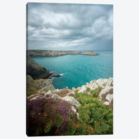 Ouessant, Toull Auroz Bay Canvas Print #PHM301} by Philippe Manguin Canvas Print