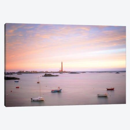 Plouguerneau Lighthouse Canvas Print #PHM306} by Philippe Manguin Canvas Art
