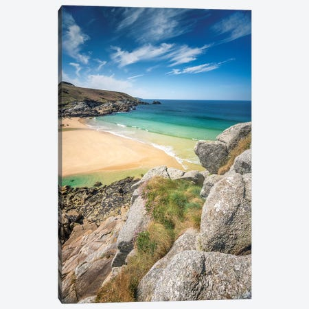 Pointe Du Millier I Canvas Print #PHM310} by Philippe Manguin Canvas Art