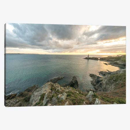 The Guardian Of The Ocean Canvas Print #PHM399} by Philippe Manguin Canvas Artwork