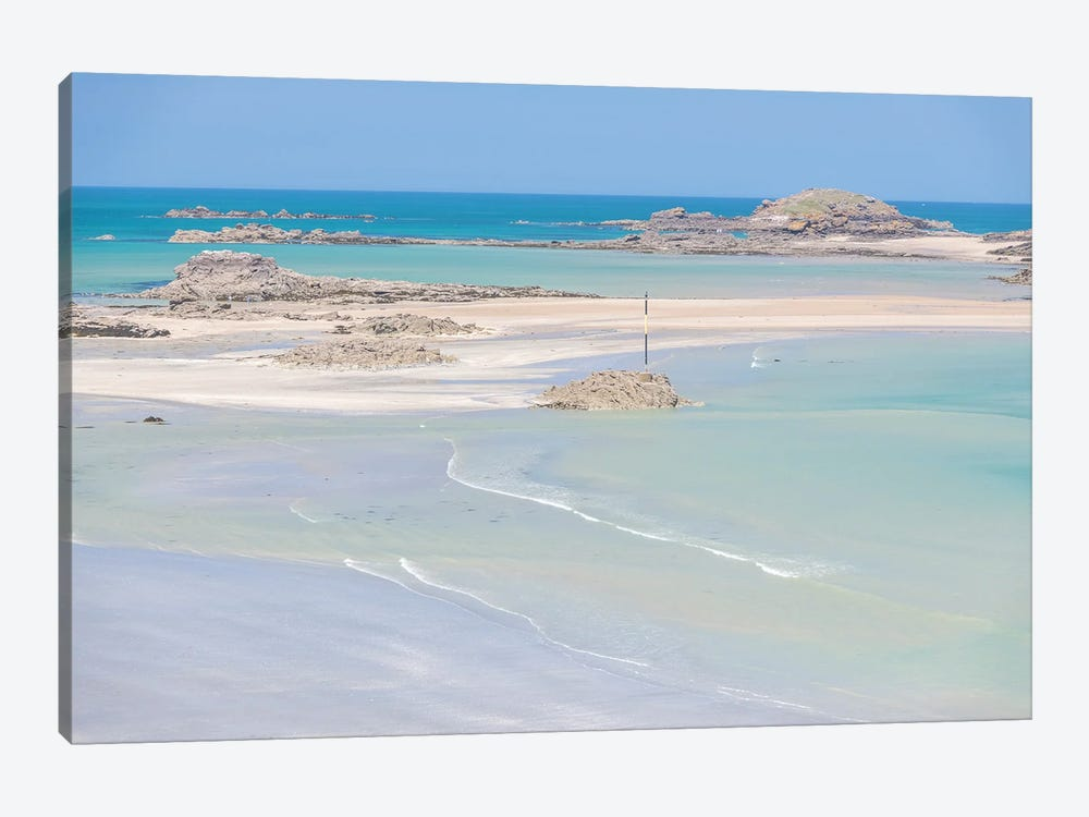 Archipel Des Ebihens by Philippe Manguin 1-piece Canvas Art Print