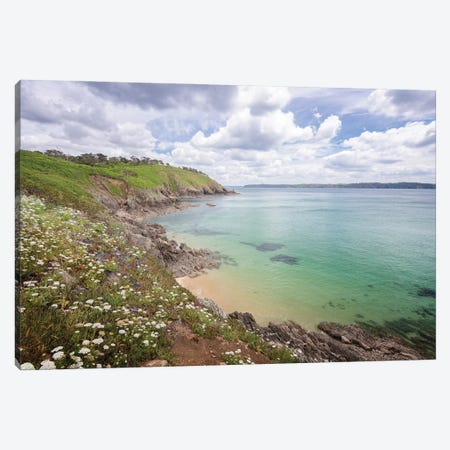Rade De Brest Entrance Canvas Print #PHM431} by Philippe Manguin Canvas Print
