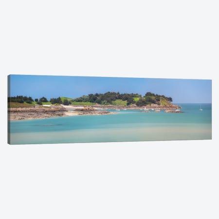 Saint Jacut De La Mer, Île Des Ebihens Canvas Print #PHM437} by Philippe Manguin Canvas Artwork