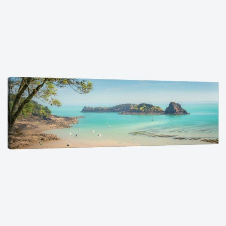 Paradise Island 3-Piece Canvas #PHM445} by Philippe Manguin Canvas Art Print