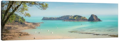 Paradise Island Canvas Art Print
