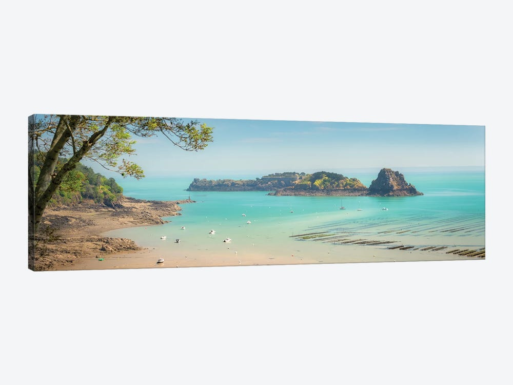 Paradise Island by Philippe Manguin 1-piece Canvas Print