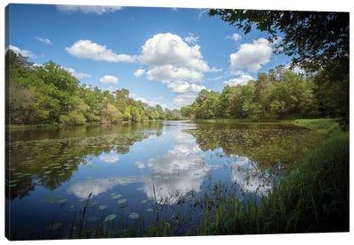 The Lake Canvas Art Print