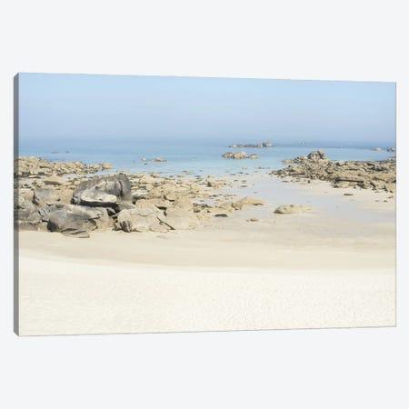 On The Beach Canvas Print #PHM490} by Philippe Manguin Canvas Art Print