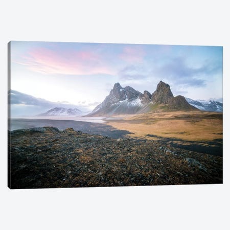 Eastern Iceland Canvas Print #PHM58} by Philippe Manguin Canvas Artwork
