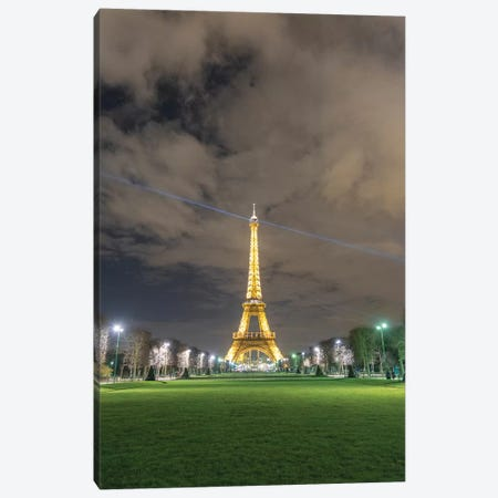 Eiffel Tower Canvas Print #PHM59} by Philippe Manguin Canvas Artwork