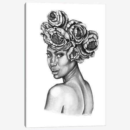 Flourish Canvas Print #PHR11} by Philece Roberts Canvas Print