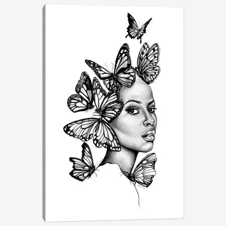 Transformed Canvas Print #PHR15} by Philece Roberts Canvas Wall Art