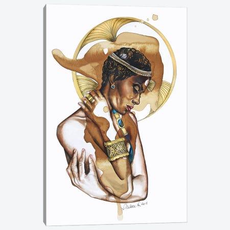 Navigating Self Love Canvas Print #PHR26} by Philece Roberts Canvas Print
