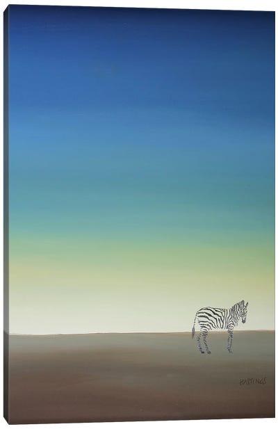 Lonely Boy Canvas Art Print