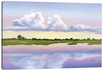 Mirror Image Canvas Art Print