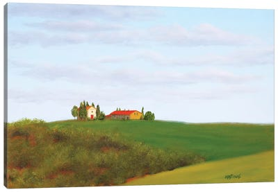 Private Chapel Canvas Art Print