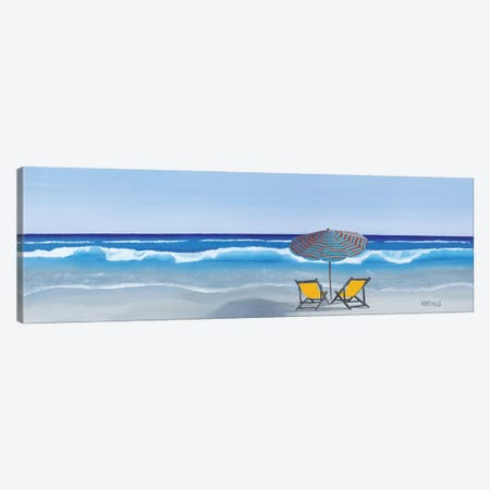 A Place In The Sun I Canvas Print #PHS3} by Paul Hastings Canvas Artwork