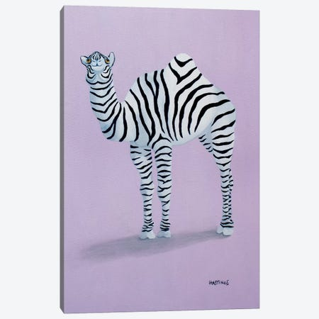 Zamel Canvas Print #PHS55} by Paul Hastings Canvas Print