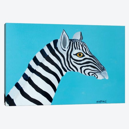 Ziraffe Canvas Print #PHS60} by Paul Hastings Canvas Print