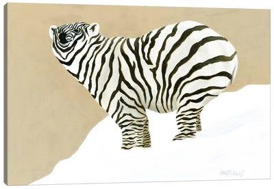 Zolar Bear Canvas Art Print