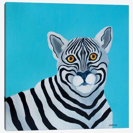 Zougar Canvas Print #PHS63} by Paul Hastings Canvas Print