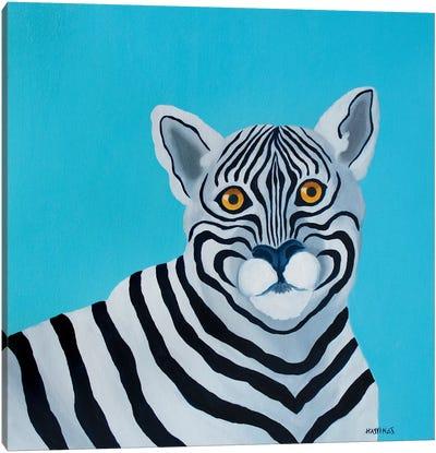 Zougar Canvas Art Print