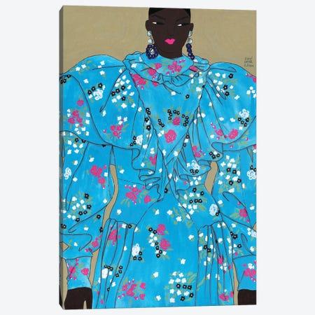 Erdem Spring 2020 VI Canvas Print #PHT15} by Ping Hatta Canvas Wall Art