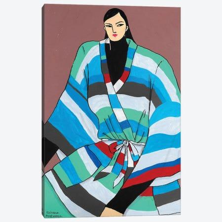 Festa Canvas Print #PHT16} by Ping Hatta Canvas Art