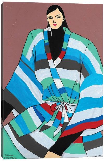 Festa Canvas Art Print