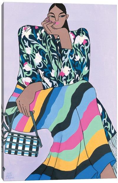Kate Spade Spring 2020 Canvas Art Print