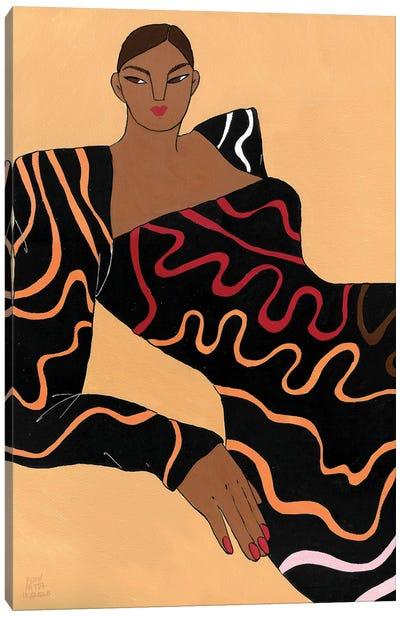 Mara Hoffman Fall 2020 II Canvas Art Print
