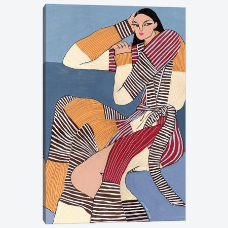 Missoni Fall 2020 I Canvas Print #PHT26} by Ping Hatta Canvas Art Print