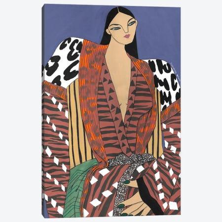 Missoni Fall 2020 II Canvas Print #PHT27} by Ping Hatta Canvas Art Print
