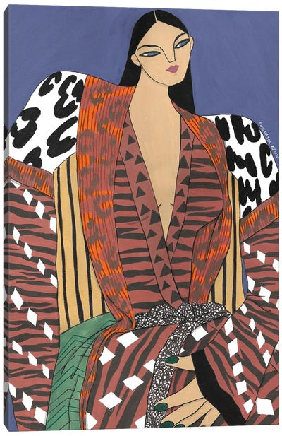 Missoni Fall 2020 II Canvas Art Print