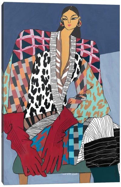 Missoni Fall 2020 III Canvas Art Print