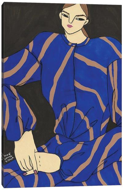 Echo II Canvas Art Print